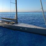 Компания Perini Navi представила первую 42-метровую гибридная парусную яхту линии E-volution