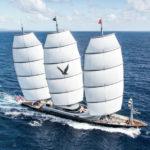 Знаменитая парусная яхта Maltese Falcon стала частью чартерного флота IYC