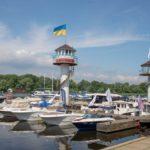 В Киеве началась выставка катеров и яхт IBYS 2019